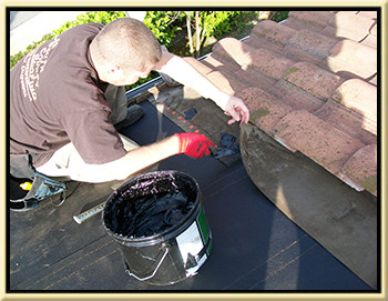 Brea Roof Leak Repair