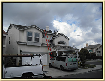 Placentia Broken Roofing Tile Repair