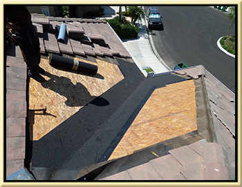 Fullerton Roof Leak Repair